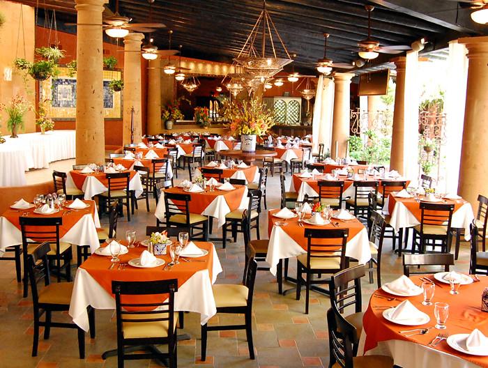 Restaurante Terraza Jardin Cibeles 3 Visita Juárez Flickr