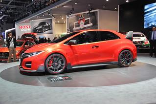 Honda 2014 Type R Concept