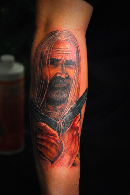 Otis B Driftwood From The Devils Rejects Put On Eric S
