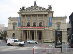 Stasiun kereta api pusat Praha