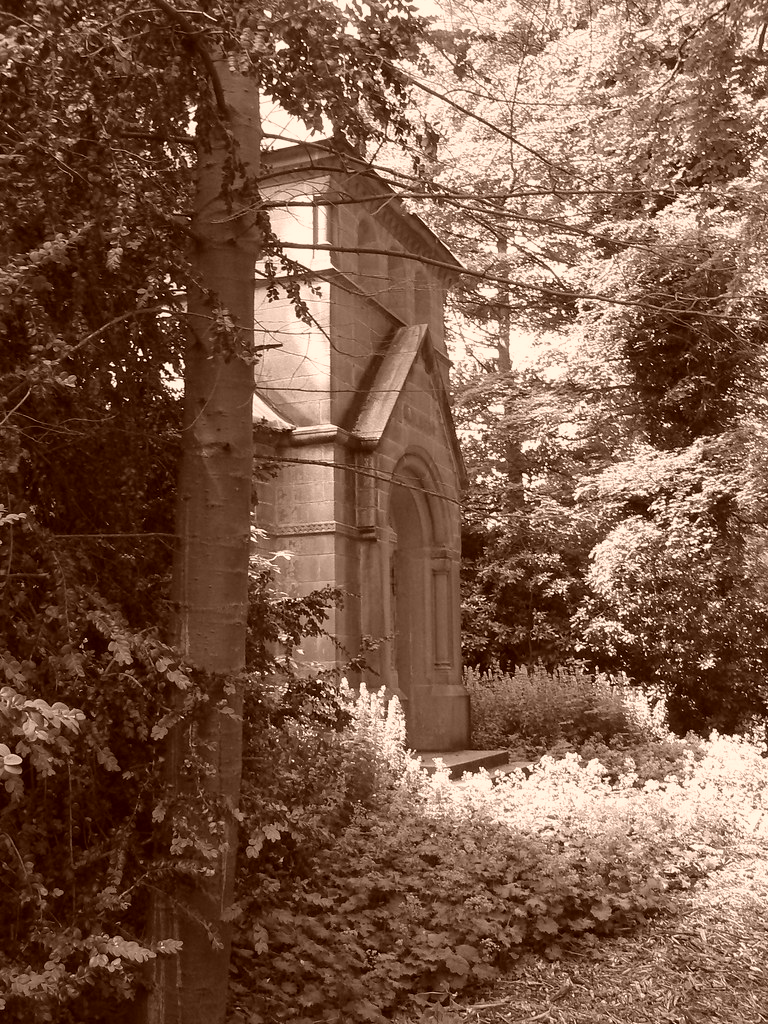 Parkfriedhof Eichhof