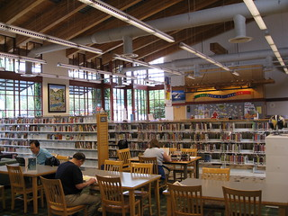 Issaquah Library | by brewbooks