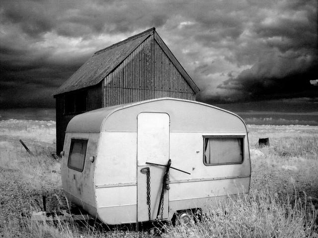 Caravan Dungeness