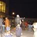 Xov, 13/11/2008 - 20:22 - Los asistentes al magosto de Tecnópole desafían al frío con castañas, vino y chorizos. 14 de noviembre de 2008