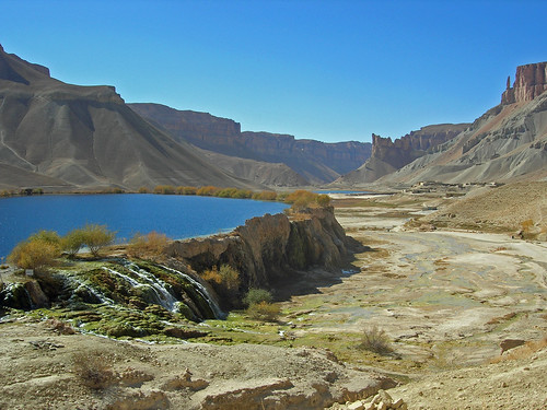 Lake Band-e-Amir, Afghanistan | by Carl Montgomery