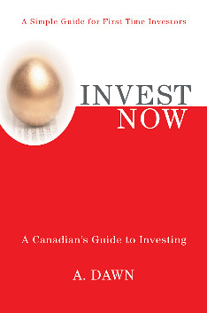 Invest Now Cover | by adawnjournal