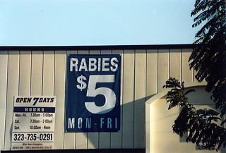 Rabies is a bargain! | by Zabowski