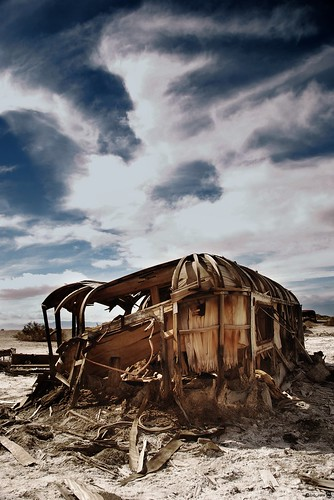 exploration : Salton Sea - Bombay Beach - broken solitude | by tofu_minx