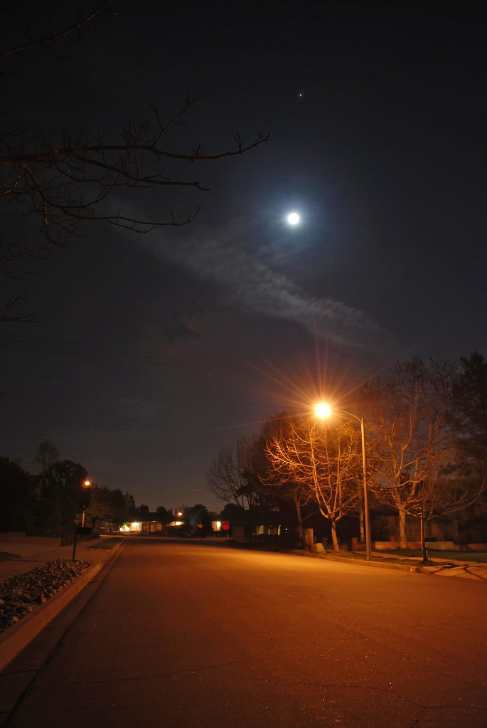 Street, Moon and Star