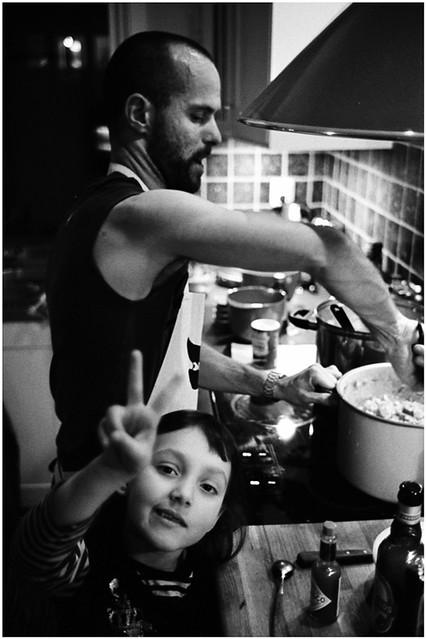 make dinner