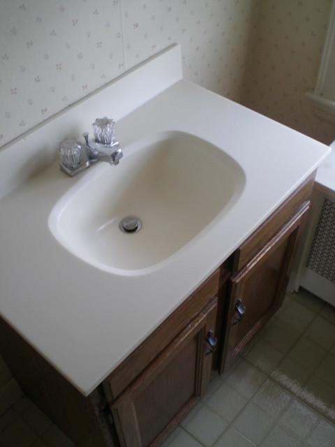 Short sink