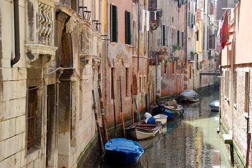 Venetian canal | by VT_Professor