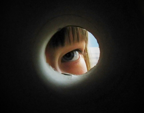 Curiosity   by reclusivemonkey
