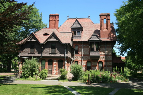 Mark Twain House and Museum | by cliff1066™