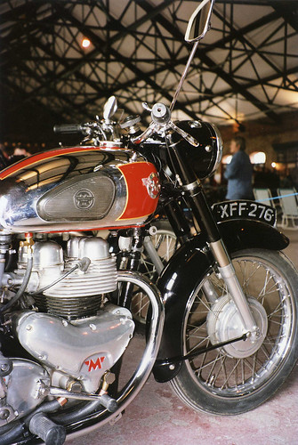Matchless G9 Motorcycle, Elsecar Heritage Centre | by Steve Greaves