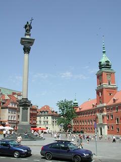 Zamkowy Square