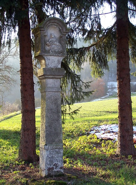 Marterl in Zeyern