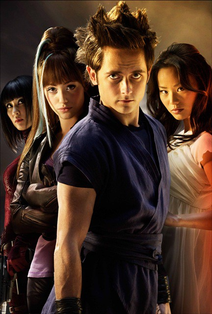 Dragonball Evolution | Goku, Bulma, Chi Chi and some other l… | Flickr
