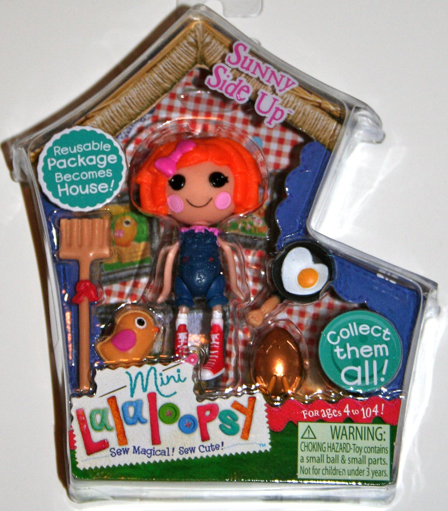 Mini Lalaloopsy Sunny Side Up Sew Adorable Found At Tar Flickr