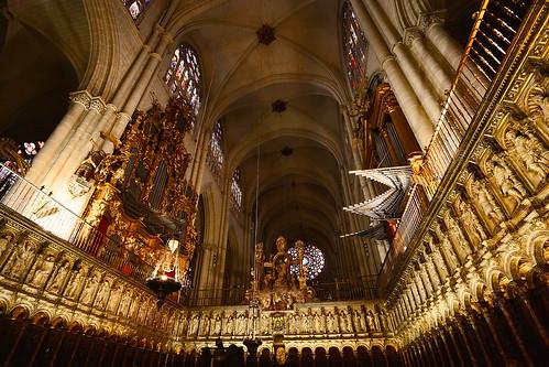 Coro de la catedral de Toledo | by trioptikmal