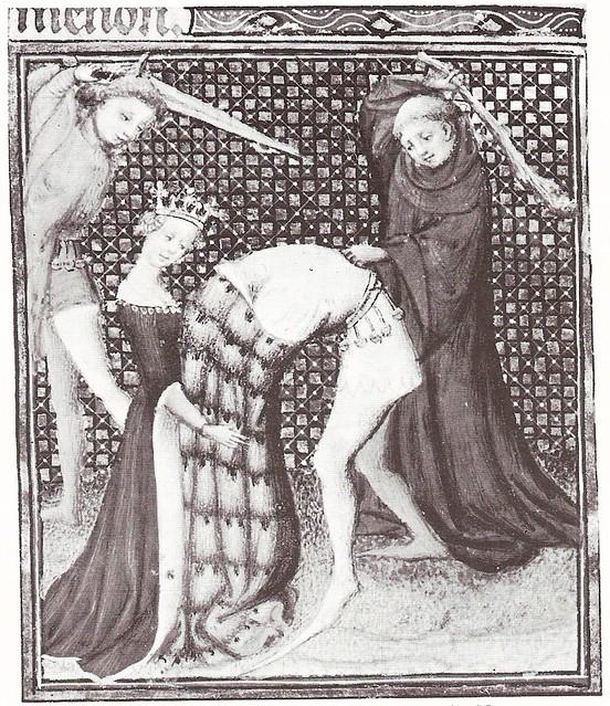Boccaccio of the Duc de Berry