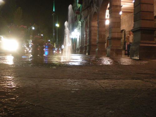 Plaza Principal and Palacio Municipal in Puebla