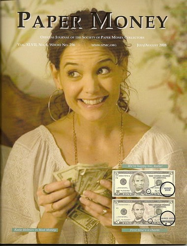 Paper Money v47n4 | by Numismatic Bibliomania Society