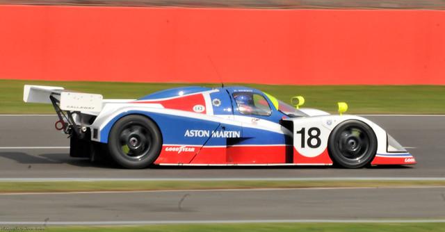 Aston Martin AMR1-Paul Whight