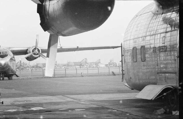3cbc | Air America ramp Udorn RTAFB, 1967  | wpnsmech555