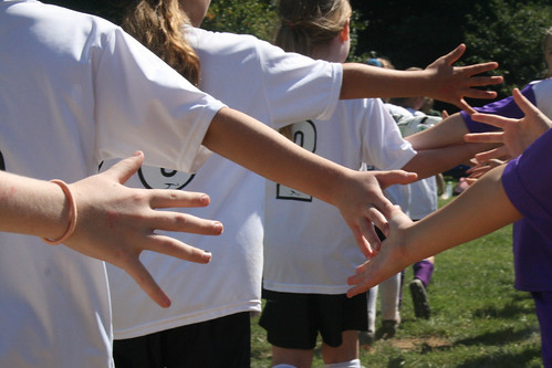 soccer hands | by woodleywonderworks