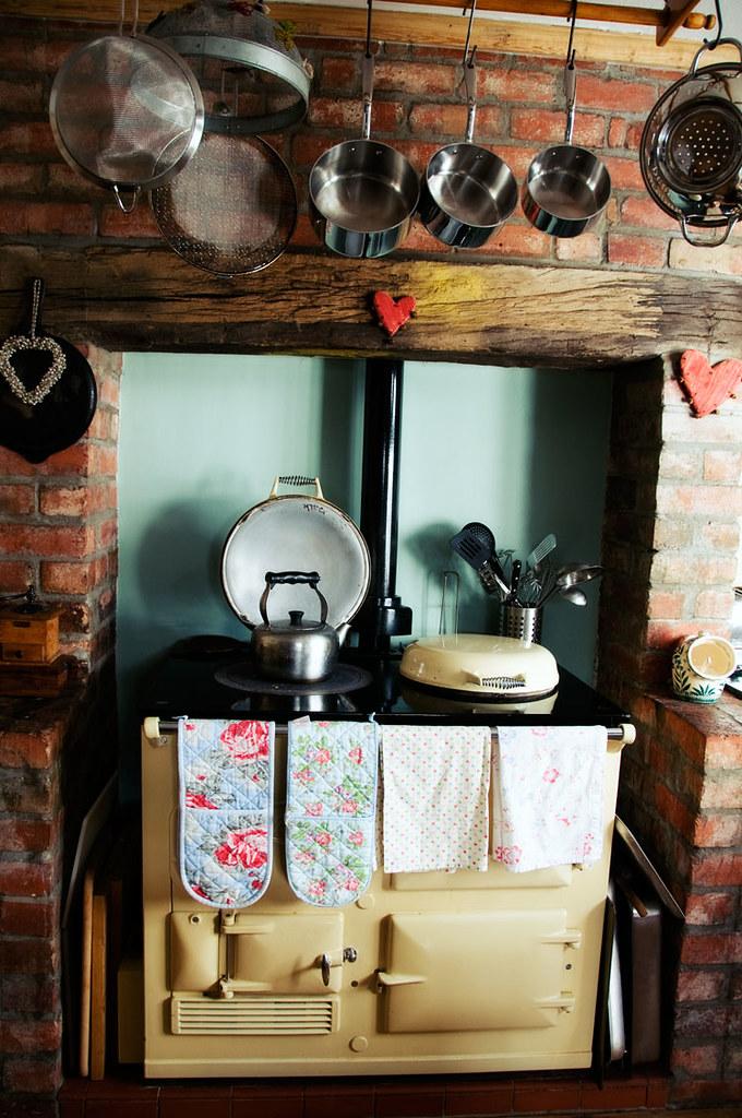 Kitchens: ranges & mantels | Flickr