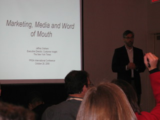PRSA Session:  Word of Mouth Online or Off – What's The Difference? | by TopRankMarketing