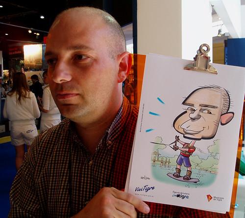 www.marceloguerra.com.ar / PARTY CARICATURES / caricaturas en fiestas