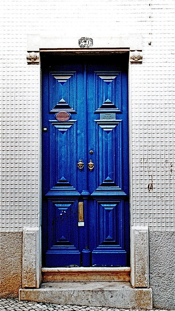 Portuguese Doors