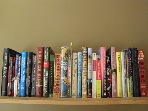 Book Shelf One A-D | by Corinna A. Liscumb