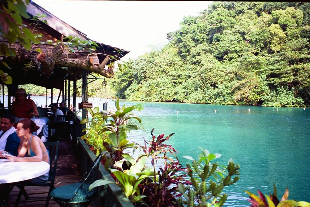 Port Antonio Jamaica Blue Lagoon Ii Blue Lagoon Locat