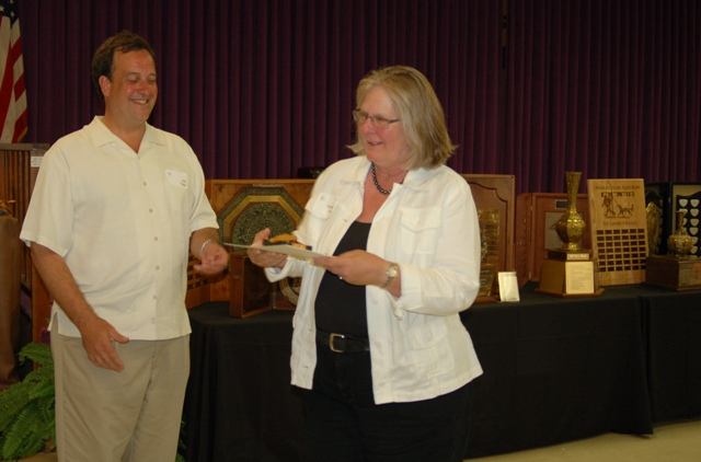 Boushra's award