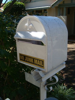 no junk mail | by louisa_catlover