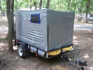 Duct Tape Camper | by Crevier