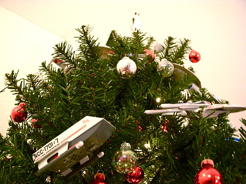 Starship Christmas Tree 4 | by JD Hancock