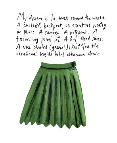 Maira Kalman | by run comrade