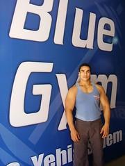 blue gym ,yehya salem, yehia salem , yahya salem , yehia salem , yahia salem | by dr.tarekezzat
