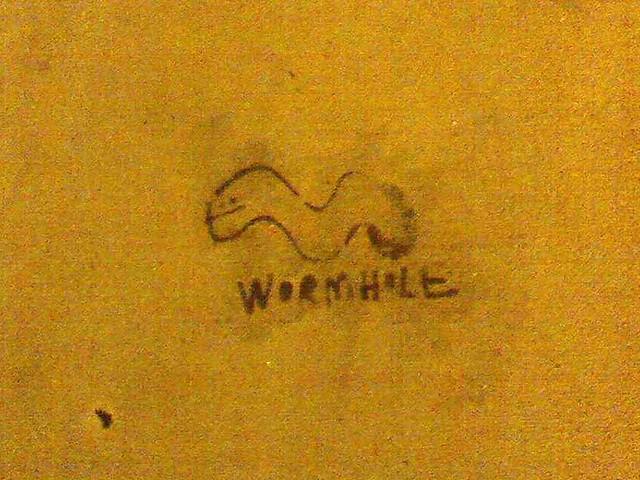WORMHOLE #6 -- Venice, CA
