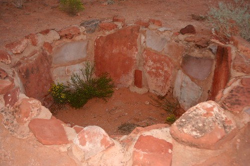Ancestral Puebloan Pit House at Red Cliff