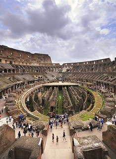 The Colloseum | by davetonkin