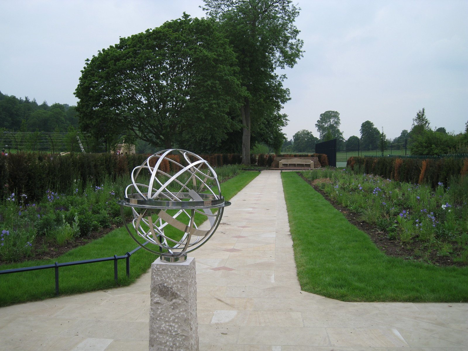 Monks walk, Priory Park, Reigate