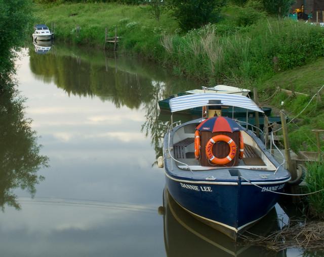 #3/06 Bodiam Ferry