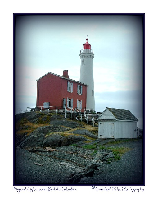 Canada's First West Coast Lighthouse