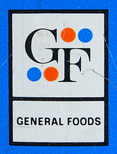 General Foods Logo, 1965