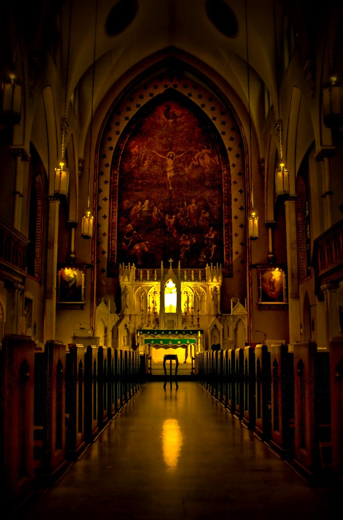 the church of the holy innocents by mudpig